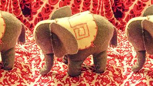 Soulful Sewing – Enchanted Elephants @ The Sound Temple