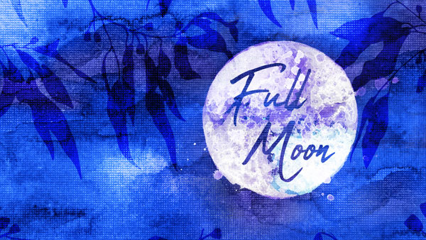 Full Moon Sound Session @ The Sound Temple