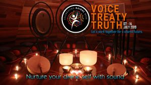 Saturday Morning Sound Healing for NAIDOC Week @ The Sound Temple | Western Australia | Australia