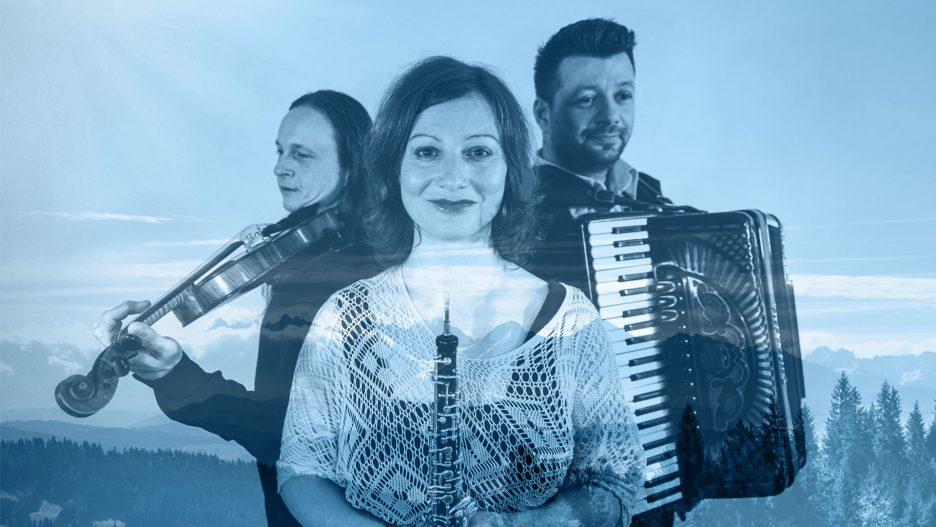 The Folk Embassy Musical Trio from Slovenia