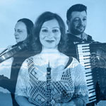 The Folk Embassy Musical Trio from Slovenia