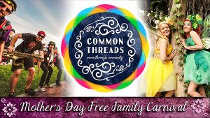 Common Threads Mother's Day Free Family Carnival @ The Sound Temple | East Perth | Western Australia | Australia