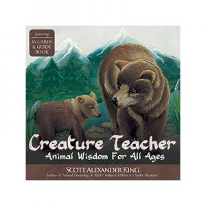 Creature Teacher Cards by Scott Alexander King