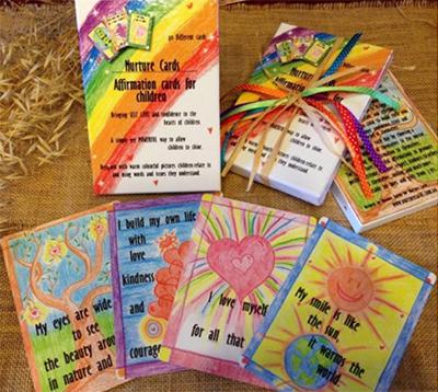 Nurture Cards By Roxanne Wilkins
