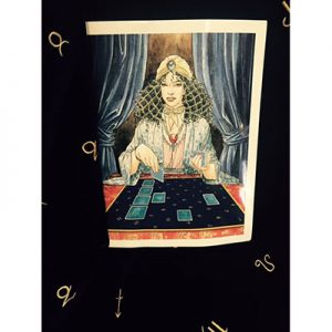Tarot Cloth - Astrology