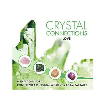 Crystal Connections Guided Meditation CD - Love
