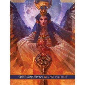 Goddess Isis Journal by Alana Fairchild