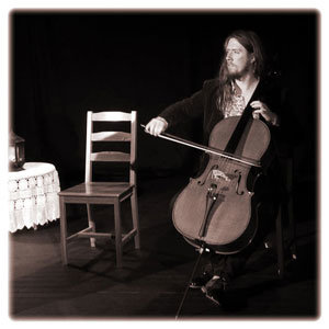 Alex the Cellist