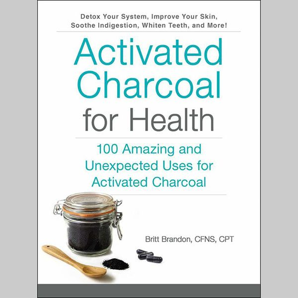 Activated Charcoal by Britt Brandon