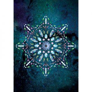 Mandala by Clare Martella