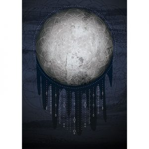 Crystal Moon by Clare Martella