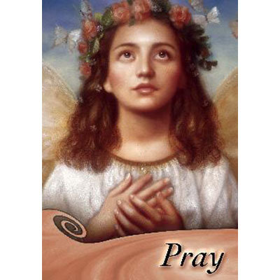 Grace Cards - Pray
