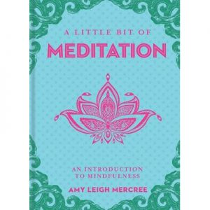 A Little Bit of Meditation by Amy Leigh Mercree