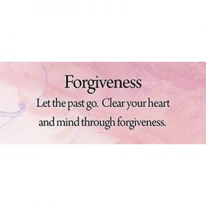 Healing Angel Cards - Forgiveness