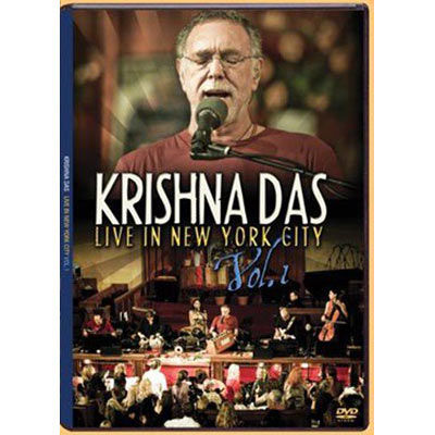 Krishna Das: Live in New York Vol 1 (DVD)