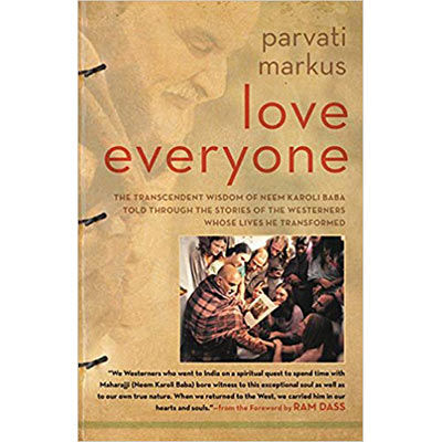 Love Everyone Author: Parvati Markus
