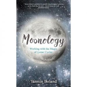Moonology Author: Yasmin Boland