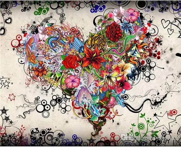 The Love of Art for Hearts Sake