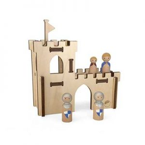 Castle Build Play Set