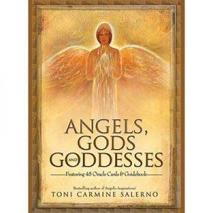 Angels Gods and Goddesses