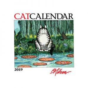 B. Kliban Cat Calendar 2019 Mini Wall Calendar