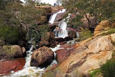 Hovea Falls, John Forest National Park