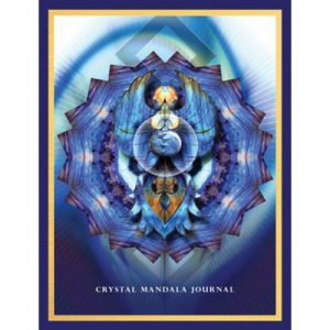 Crystal Mandala Journal : Writing & Creativity Journal