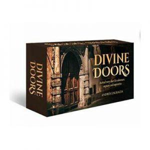 Divine Doors Behind every door lies adventure, mystery and inspiration