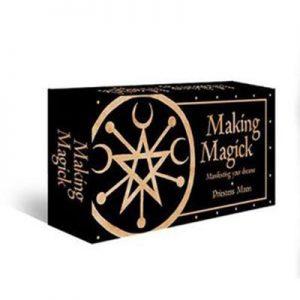 Making Magick Manifesting your dreams