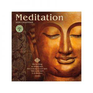 2020 Meditation Calendar
