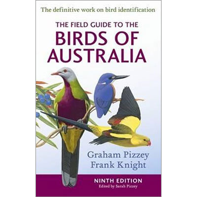 The Field Guide to the Birds of Australia