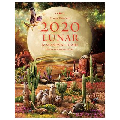 2020 Lunar and Seasonal Diary Southern Hemisphere