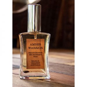 Amber Warrior Natural Perfume Oil