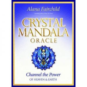 Crystal Mandala Oracle Set Channel the Power of Heaven & Earth