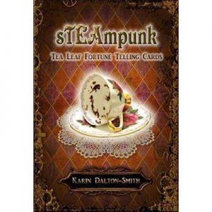Steampunk Tea Leaf Fortune Telling Cards Tea Leaf Fortune Telling Cards