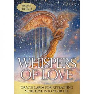 Whispers Of Love Oracle Cards for Attracting More Love into Your Life