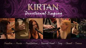 Kirtan in The Mandala Room