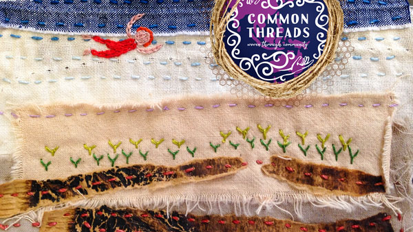 Common Threads Woven Through Community - Sew the Soul