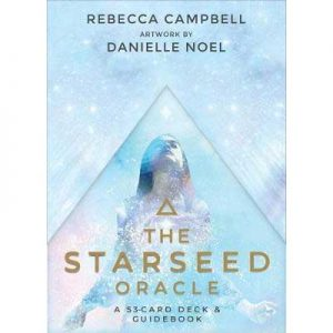 The Starseed Oracle A 53-Card Deck and Guidebook