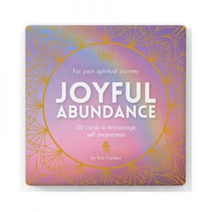 Joyful Abundance Insight Cards