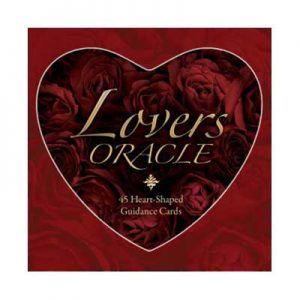 Lovers Oracle Deck - Revised Edition Heart-Shaped Fortune Telling Cards