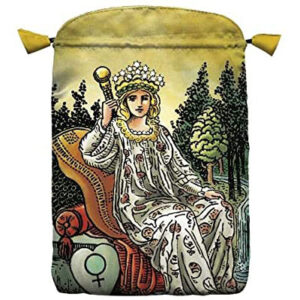 Tarot Bag Satin Radiant Wise Spirit